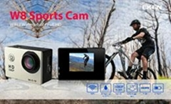 GoPro like waterproof action camera provided directly from manufacturor