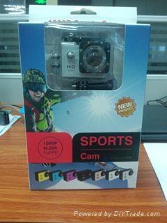 GoPro alternatives waterproof action camera huge market 3