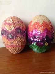 手工串珠復合節彩蛋