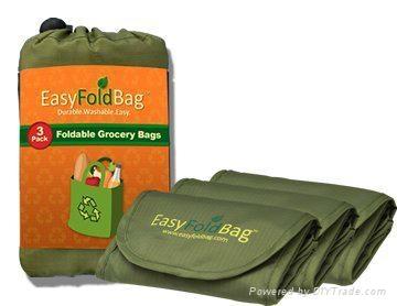 環保折疊購物袋 1