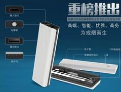 2014新款專利產品月光寶盒電子煙帶移動電源