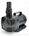Submersible water pump craft fountain