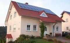 Off grid solar generator home solar energy system 100W