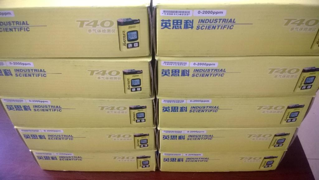 英思科T40單一氣體檢測儀 2