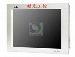 研祥12寸工业平板电脑PPC-1261V