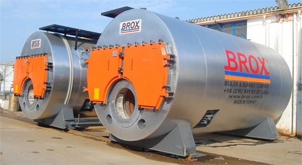 STEAM BOILER - BROX (Turkey Manufacturer) - Boilers - Machinery ...