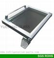 Counter Top Freezer Glass Door