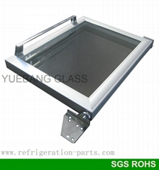 Counter Top Freezer Glass Door