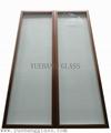 Merchandisers Glass Door