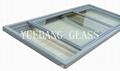 Chest Freezer Flat Glass Door
