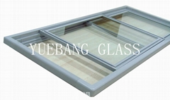 Chest Freezer Flat Glass Door