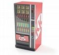 Vending Machine Glass