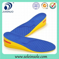 High Quality JN2131A Comfortable PU Increasing Insoles