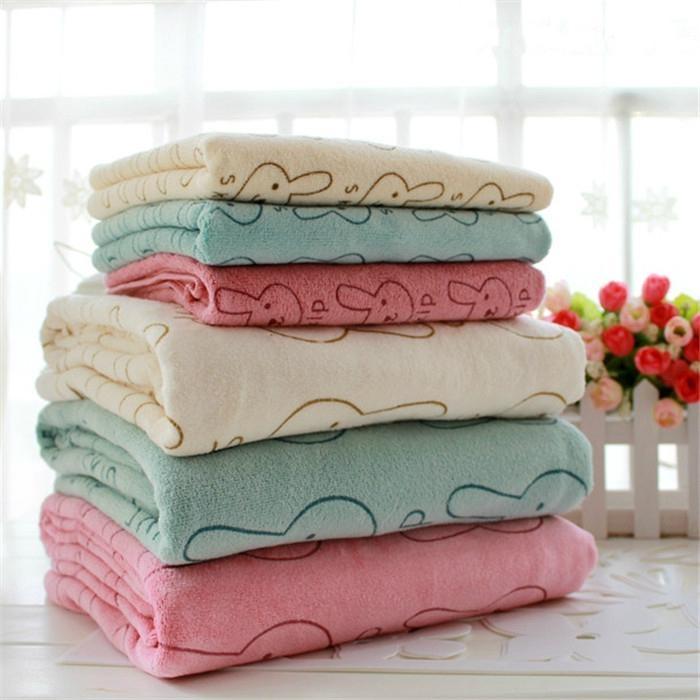 Bochang Customized Color Microfiber Bath Towel 1