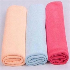 Bochang Microfiber Kitchen Towel in Plain Color