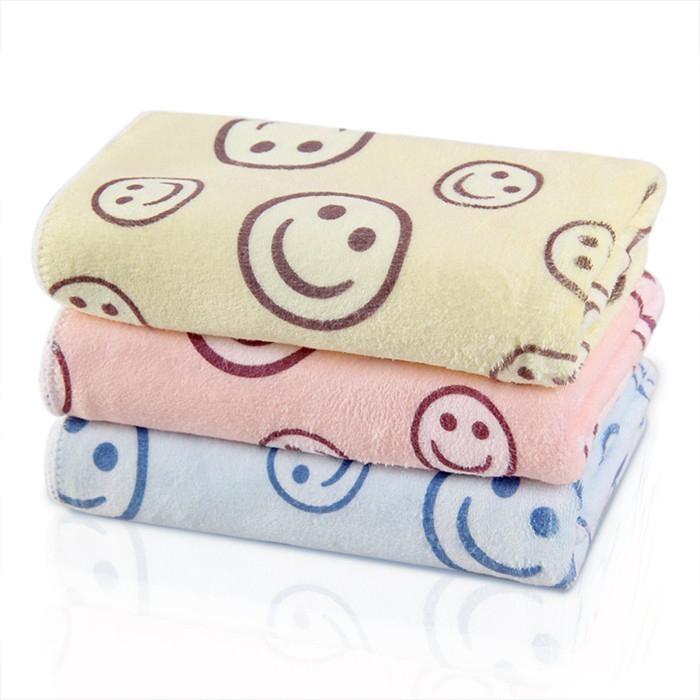 Hot Microfiber Jacquard Bath Towel in Plain Color 1