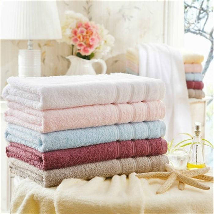 100% Cotton Towel Microfiber Towel 1