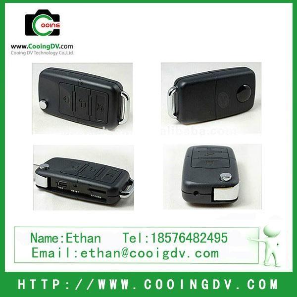 S818 BMW car key camera 2