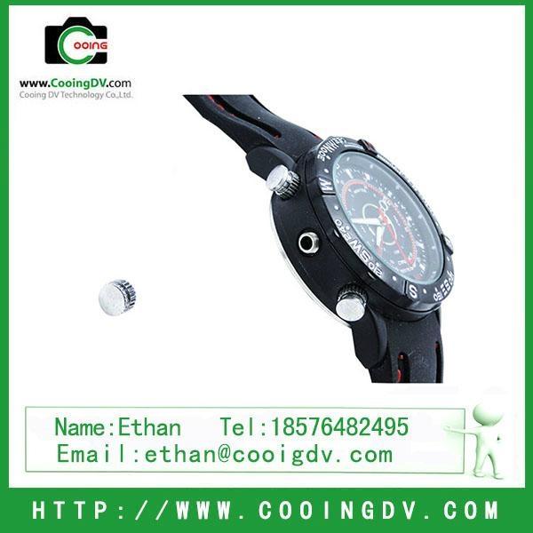 2014 hot sell wrist watch camera 2