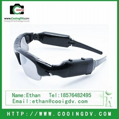 hot sell wearable glass camera