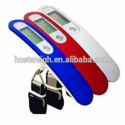 50kg,Portable LCD Digital Hanging scale 1