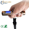 Hot sell 5okg/110lb portable electronic dgital l   age scale with LED torch  3