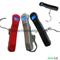 Protable luggage scale 7