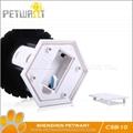 Deluxe waterproof dog control bark