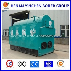 2014 best buy1-20ton biomass wood pellet steam boiler from Henan of china suppli