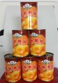 熱賣喜天樂黃桃罐頭