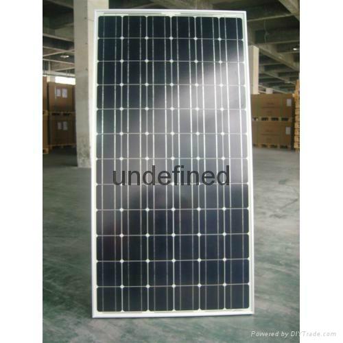 太阳能电池板120W瓦多晶光伏发电系统专用 1