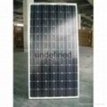 太阳能电池板120W瓦多晶光伏