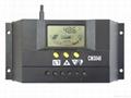 太阳能控制器48V30A双路输出数显自动识别光控定时USB充电 5