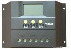 太阳能控制器LCD显示CM6024-60A-12V24V家用