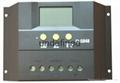 太阳能控制器LCD显示CM6024-60A-12V24V家用太阳能充电控制器 2