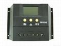 太阳能控制器LCD显示CM6024-60A-12V24V家用太阳能充电控制器 3