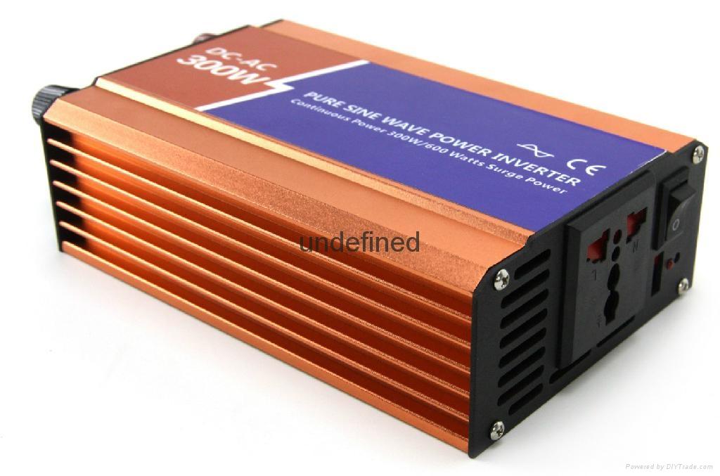 12V转220V300W高频纯正弦波家船用车载电源转换逆变器 3
