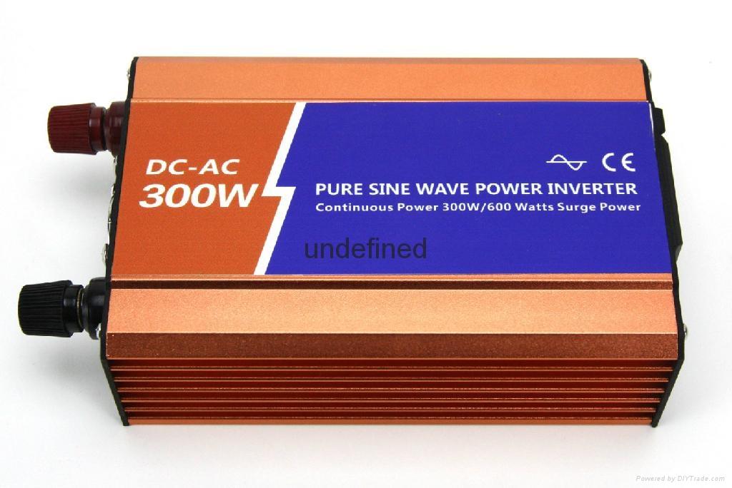 12V转220V300W高频纯正弦波家船用车载电源转换逆变器 5