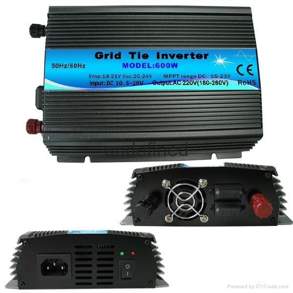 1KWMPPT太阳能并网发电系统专用逆变器 4