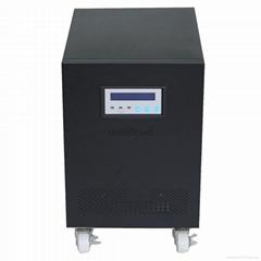3000w工频逆变器纯正弦波太阳能系统 UPS不间断电源 市电互补功能