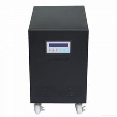 4000w工频逆变器纯正弦波太阳能系统 UPS不间断电源 市电互补功能