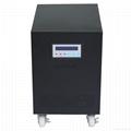 4000w工频逆变器纯正弦波太阳能系统 UPS不间断电源 市电互补功能 2