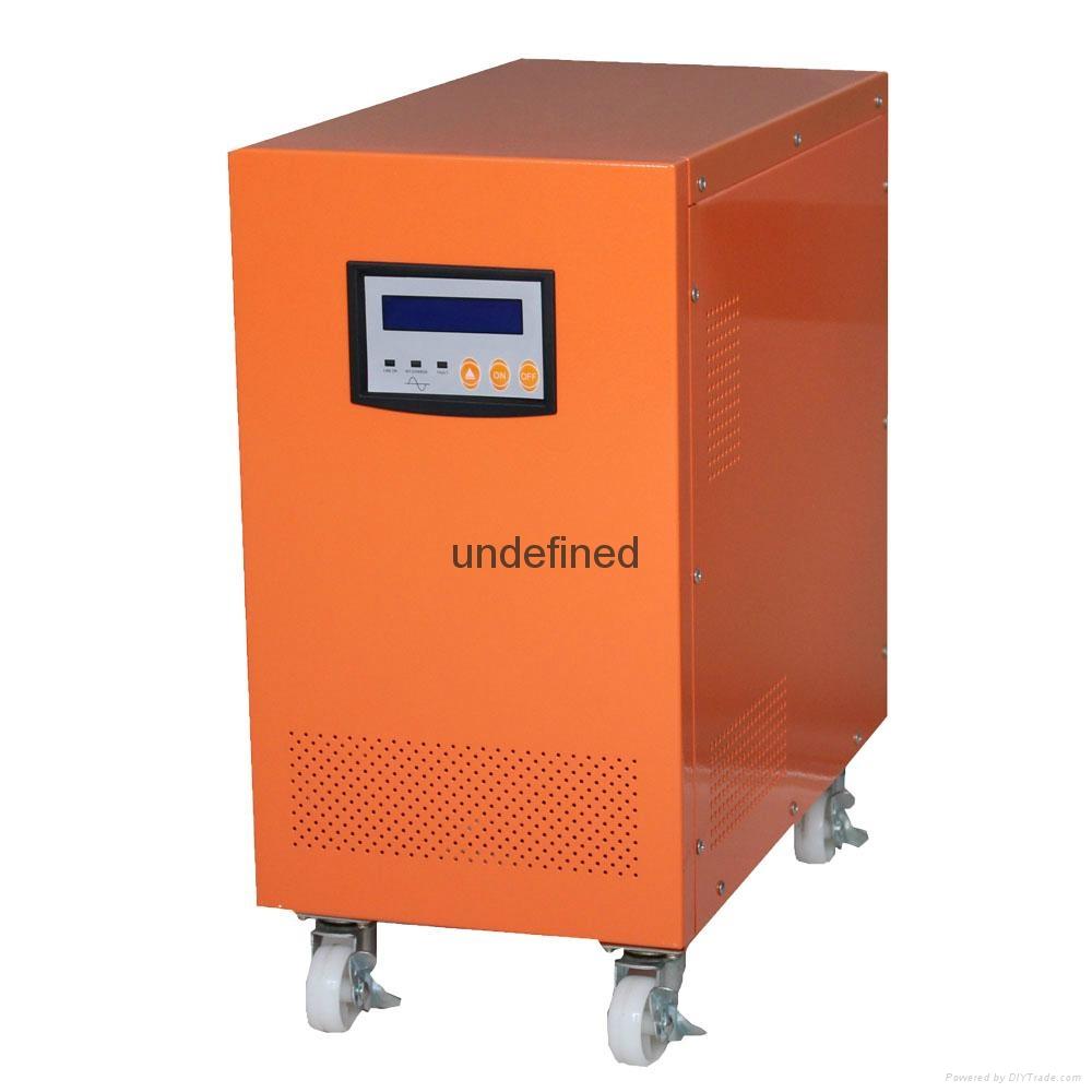 4000w工频逆变器纯正弦波太阳能系统 UPS不间断电源 市电互补功能 3