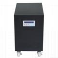 4000w工频逆变器纯正弦波太阳能系统 UPS不间断电源 市电互补功能 4