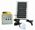 10W便携式太阳能充电宝 3
