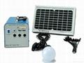 10W便携式太阳能充电宝
