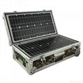 20W便携式太阳能发电小系统 4