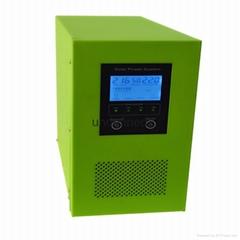 2000W太阳能发电系统专用带市电互补工频纯正弦波逆控一体机