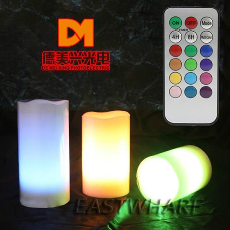 LED電子蠟燭  1