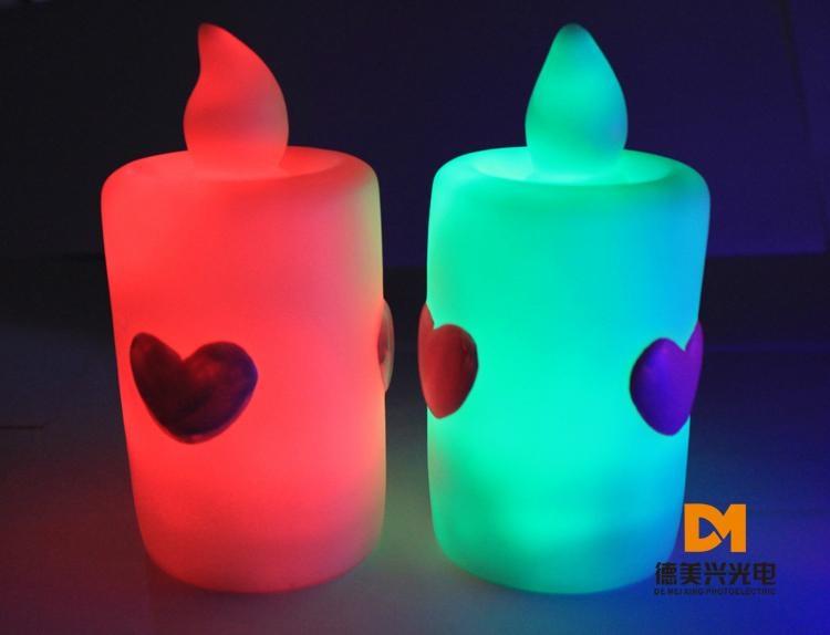 LED電子蠟燭  2